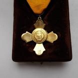 Греция. Орден Феникса, 3-й тип. 4-я степень. В родной коробке., фото №5
