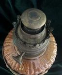 Лампа, сецесія 1910-х років, майоліка, фото №9