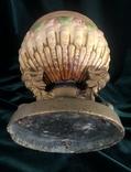 Лампа, сецесія 1910-х років, майоліка, фото №13