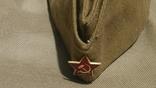 Пилотка. 56 р-р., фото №6