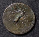 Пуговица, гвардия наполеона., фото №3