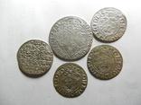 5 монет серебром, фото №2