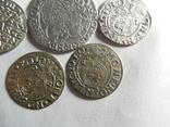 5 монет серебром, фото №4