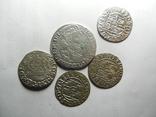 5 монет серебром, фото №5