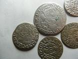 5 монет серебром, фото №6