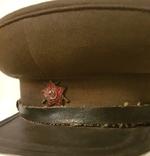 Фуражка ВОХР СССР 1940-е гг, фото №9