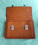 Кожаный портфель СССР, фото №7