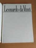Каталог картин Леонардо да Винчи 1978 год на румынском языке, фото №3