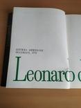 Каталог картин Леонардо да Винчи 1978 год на румынском языке, фото №5