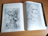 Каталог картин Леонардо да Винчи 1978 год на румынском языке, фото №8