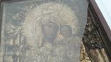Икона старинная богородица 2, фото №11