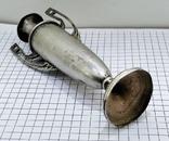 Кубок серебро 800 проба клеймо, старинный., фото №10