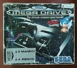 Sega MD Pal HDG Комплект, фото №2