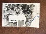 1955 Харьков Семья у дома, фото №5