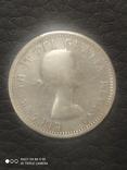 10 центов 1957 серебро, Канада, фото №3