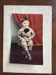 1965 Фото ребёнок Фотобланк Киев, фото №3