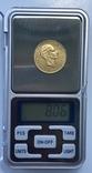 25 песет. 1878. Альфонсо XII. Испания (золото 900, вес 8,06 г), фото №10