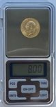 1 фунт (соверен). 1931. Георг V. Великобритания (проба 917, вес 8,00 г), фото №8