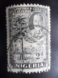 Британские колонии. Нигерия. гаш, фото №2