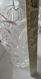 Большая ваза хрусталь СССР, фото №10