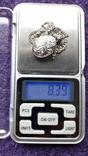 Срібний локет на ланцюжку, фото №10
