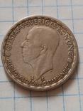 1 крона 1948 Швеція срібло, фото №6
