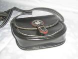 Сумочка на ремешке с альпийской символикой. новая, фото №5