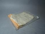 Вилочки-шпажки бутербродные, десертные СССР, фото №3