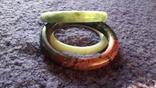 Три браслета з натурального каменю., фото №8