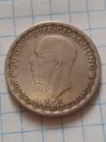 1 крона 1946 Швеція срібло, фото №6