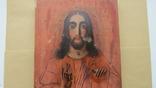 Икона Спаситель размер 17,5\22,5 см., фото №8