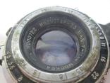 Объектив Индустар 23 № 000722 1942 г., фото №5