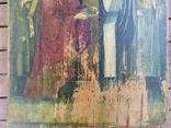"Икона ""Воздвижение Честного и Животворящего Креста Господня"" (XIX) в., фото №6"