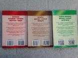 3 книжки Серия Пальчики оближешь 2009 96 с. 15 тыс. экз., фото №9