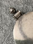 Серебряный массивный кулон (серебро 925 пр, вес 31,8 гр), фото №6