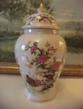 Фарфоровая ваза Англия, фото №2