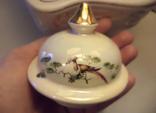 Фарфоровая ваза Англия, фото №5