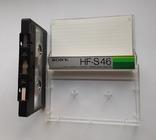 Аудиокассета Sony HF-S 46 (Jap), фото №4