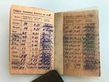 Комсомольский билет. 1956 год. СССР, фото №5