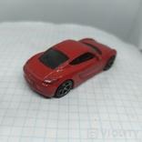Модель авто Porsche Cayman. 2014 Mattel. Matchbox (12.20), фото №4