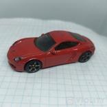 Модель авто Porsche Cayman. 2014 Mattel. Matchbox (12.20), фото №7