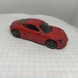 Модель авто Porsche Cayman. 2014 Mattel. Matchbox (12.20), фото №2
