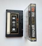 Аудиокассета Maxell XLII 46 (1978 Jap), фото №7