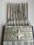 Шампурница сувенирная, Смоленский Авиационный з-д., фото №3