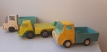 Машинки грузовые, фото №4
