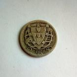 Португалия 2,5 эскудо 1943 г., фото №4