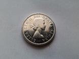 Канада 1 доллар 1963 / серебро, фото №4
