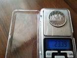 Канада 1 доллар 1963 / серебро, фото №6