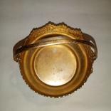 Конфетница алюминивая, фото №2