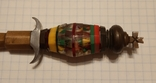 Ручка в виде кинжала ИТК зэкпром, фото №5